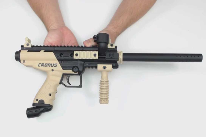 The Truth About Tippmann Cronus - PB Guy 2019 Review 1