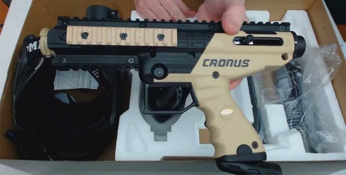 Tippmann Cronus Review [2019] - Is it Worth Buying?