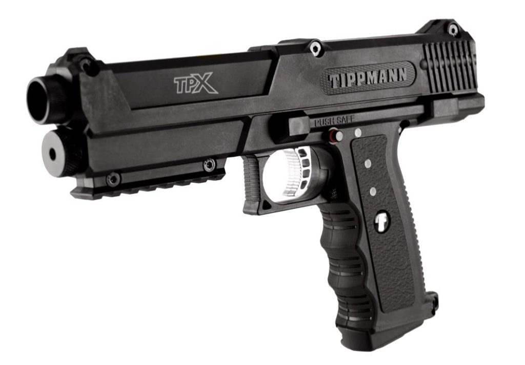 Tippmann TiPX Review - Best Magfed Paintball Pistol of 2020 1